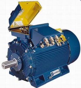 asenkron moor - elektrik motoru